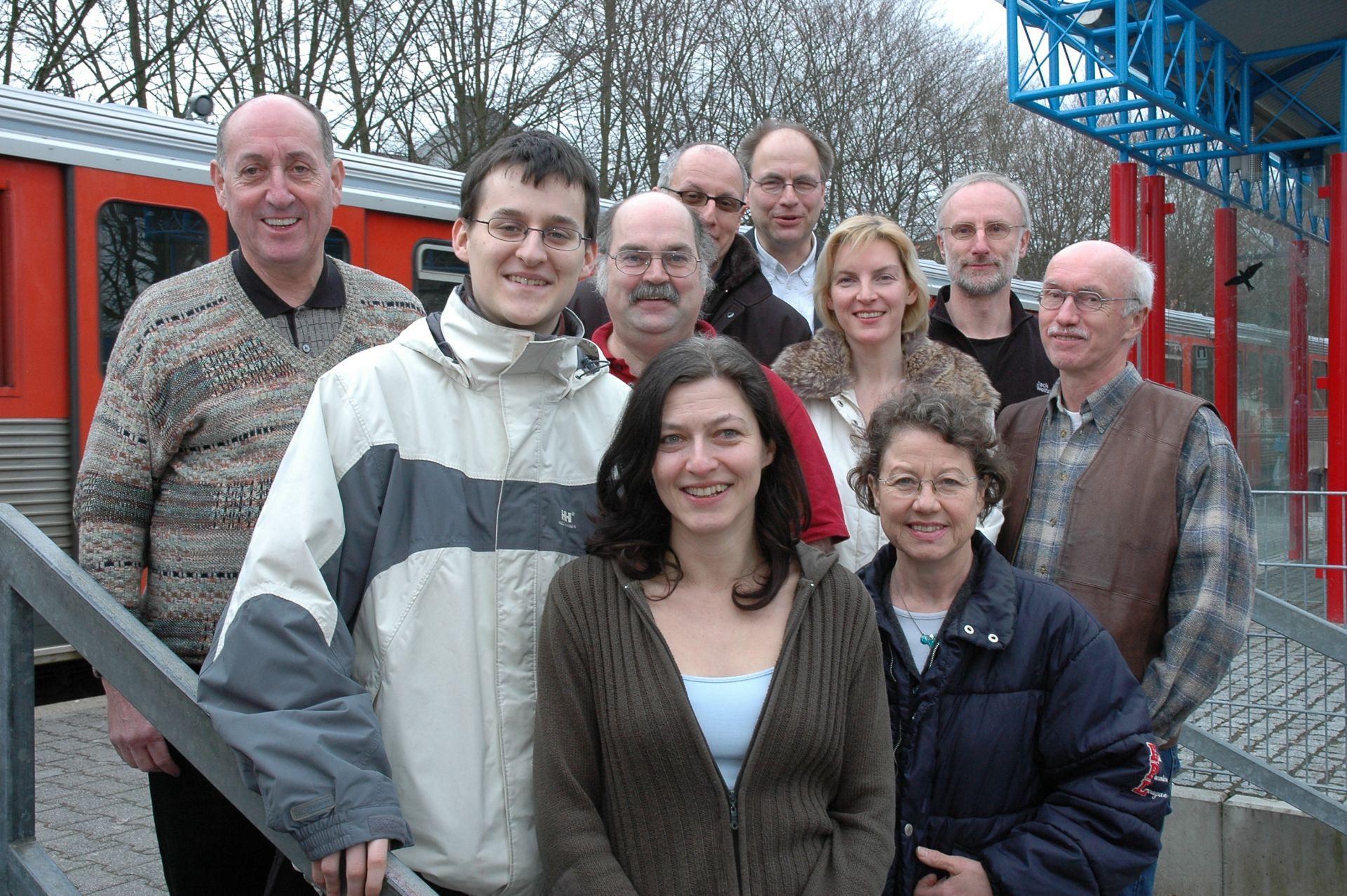 2006 Kandidatinnen und Kandidaten