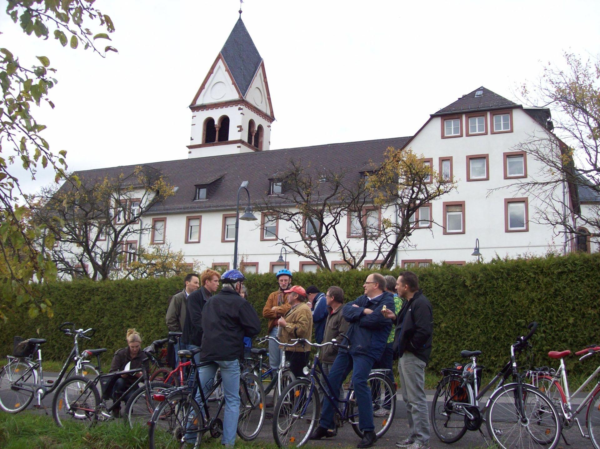 2010 Radtour mit Bürgerinnen und Bürgern