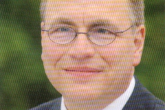 2005 Kandidat für die Landratswahl Albrecht Kündiger