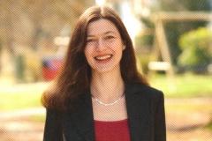 2009 Kandidatin für die Bürgermeisterwahl Doris Salmon
