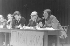 1981 Pressediskussion